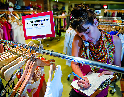 Clothing Consignment Tips
