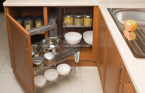 Organizing Awkward Spaces Part I: Your Kitchen