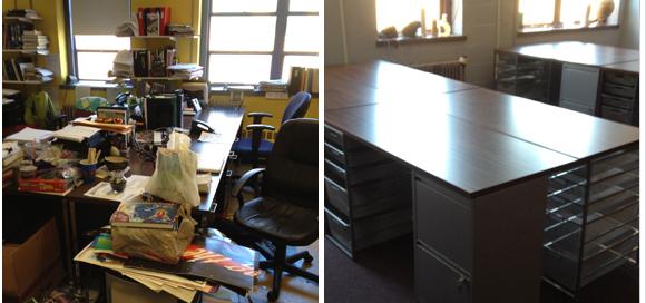 Organizing Success Story – Boston School Teacher Office