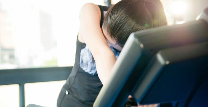 The Treadmill Effect: Keeping Up With Your Busy Life