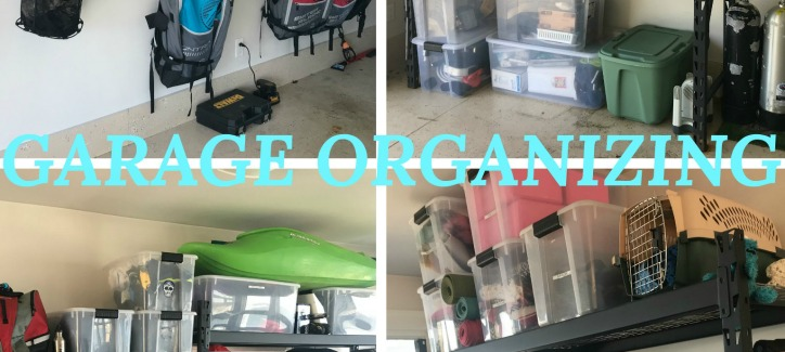 Garage Organizing Basics