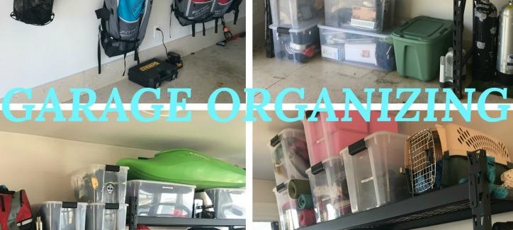 Garage Organizing Basics