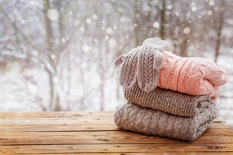 Simplifying your Seasonal Clothing Changeover