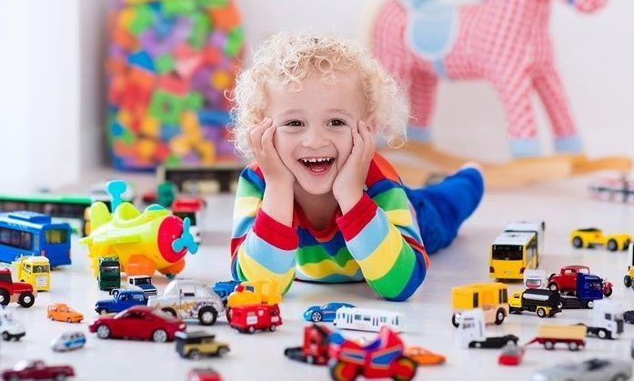 Stay at Home Organizing Tips – Toys and Play Spaces