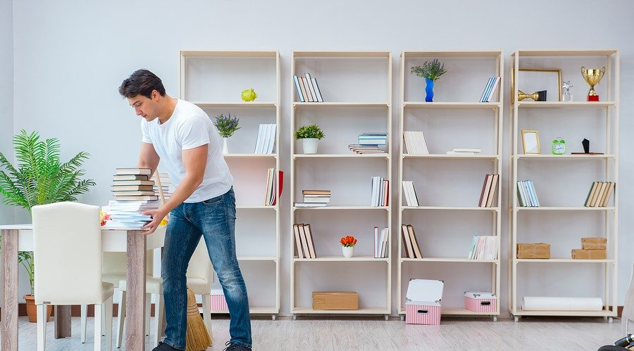 Stay at Home Organizing Tips – Getting Started and Decluttering