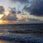 Sunrise on Ambergris Key, Belize