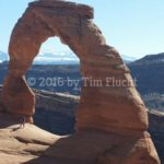Delicate Arch, Arches National Park, Moab, UT