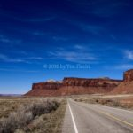 Big Sky Country - On the Road to Page, AZ