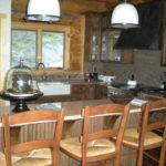 Kitchen granite, farm sink