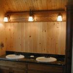 Granite vanity counter top