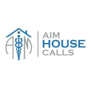 AIM House Calls Logo