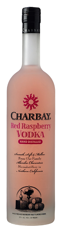 Charbay Red Raspberry Vodka