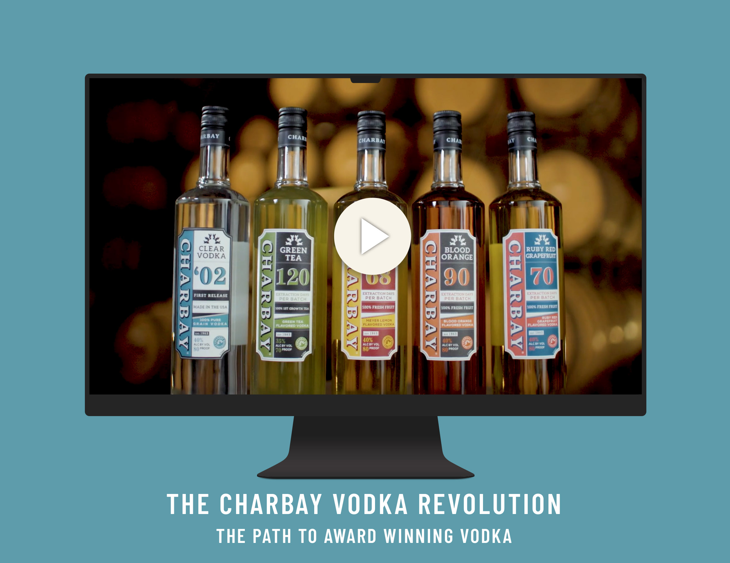 Vodka Revolution Video