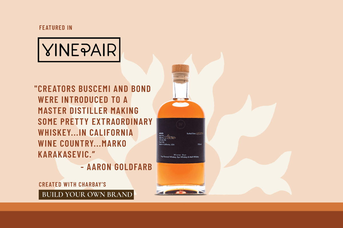 Build Your Own Brand Wolves Whiskey Article