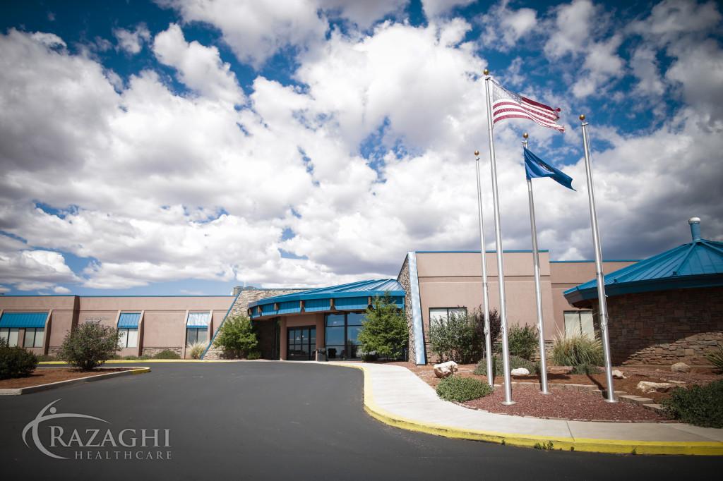 blue mountain hospital razaghi healthcare