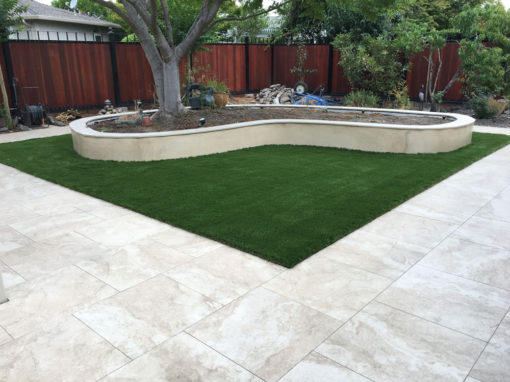 Fescue Supreme Turf Installed in Santa Clara, CA