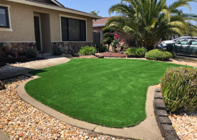Fescue Supreme Turf in Hollister, Ca