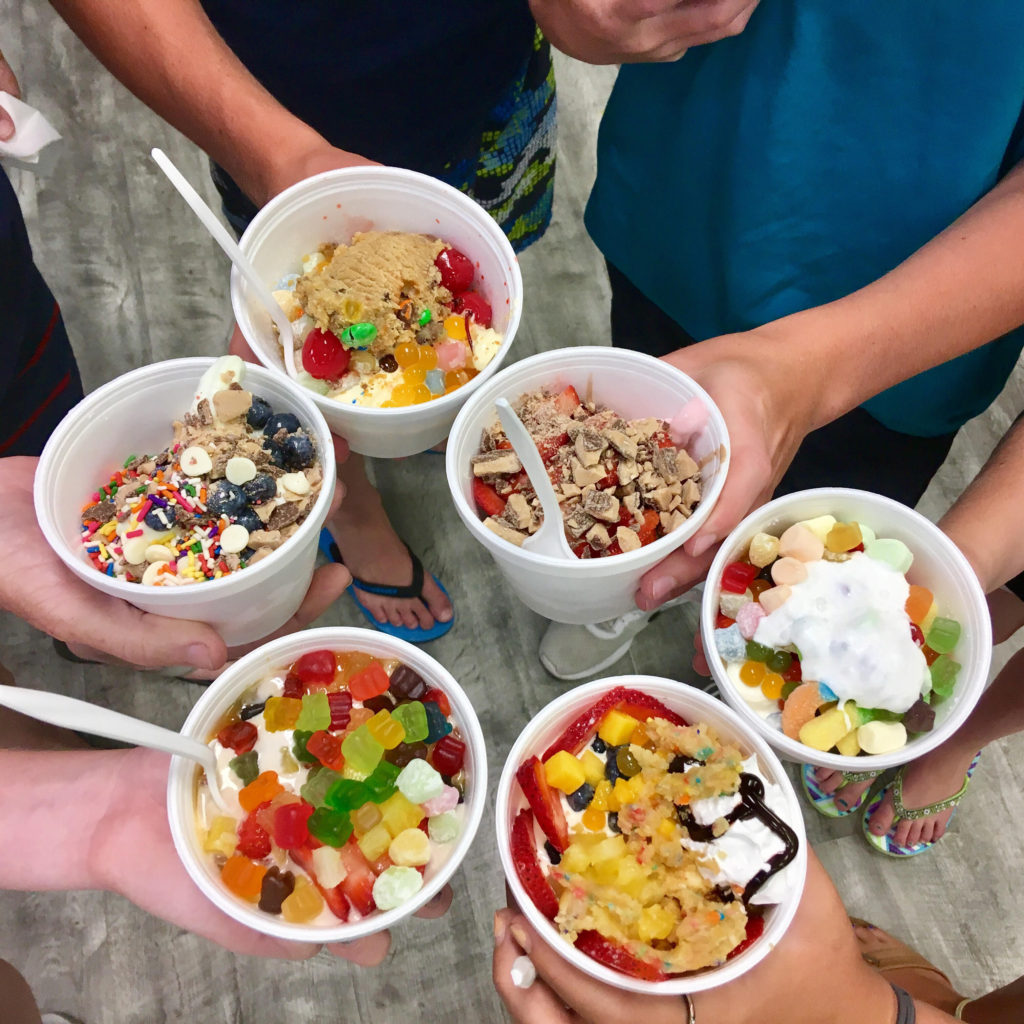 OBX Frozen Yogurt