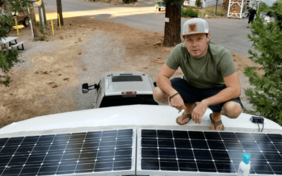 RV Solar Basics | What is an RV Solar System?