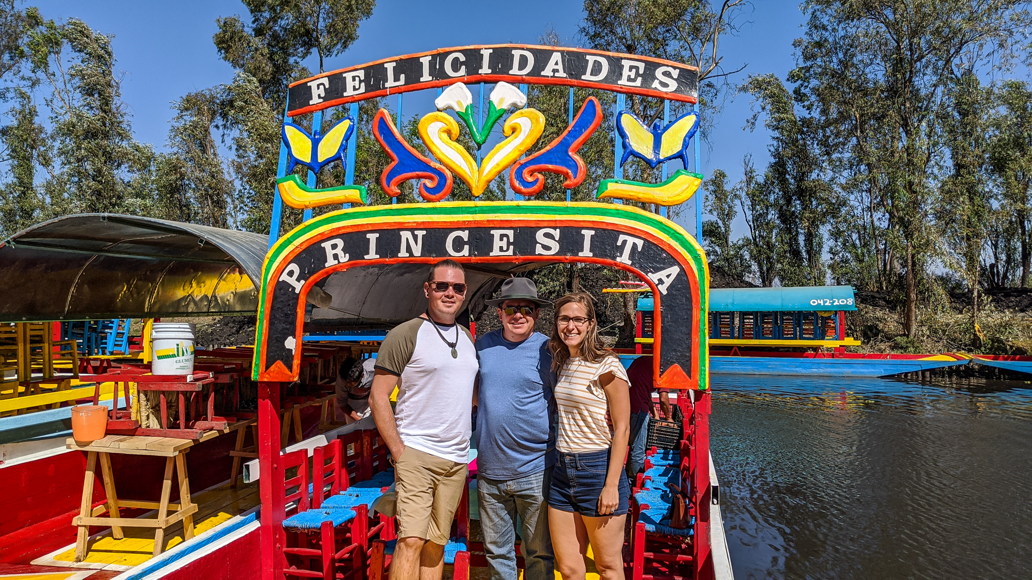 Xochimilco And Chinampas The Ancient Floating Gardens Of Mexico City Eat See Rv