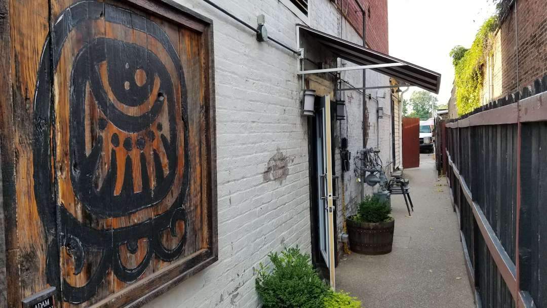 Mayan Cafe in Louisville KY