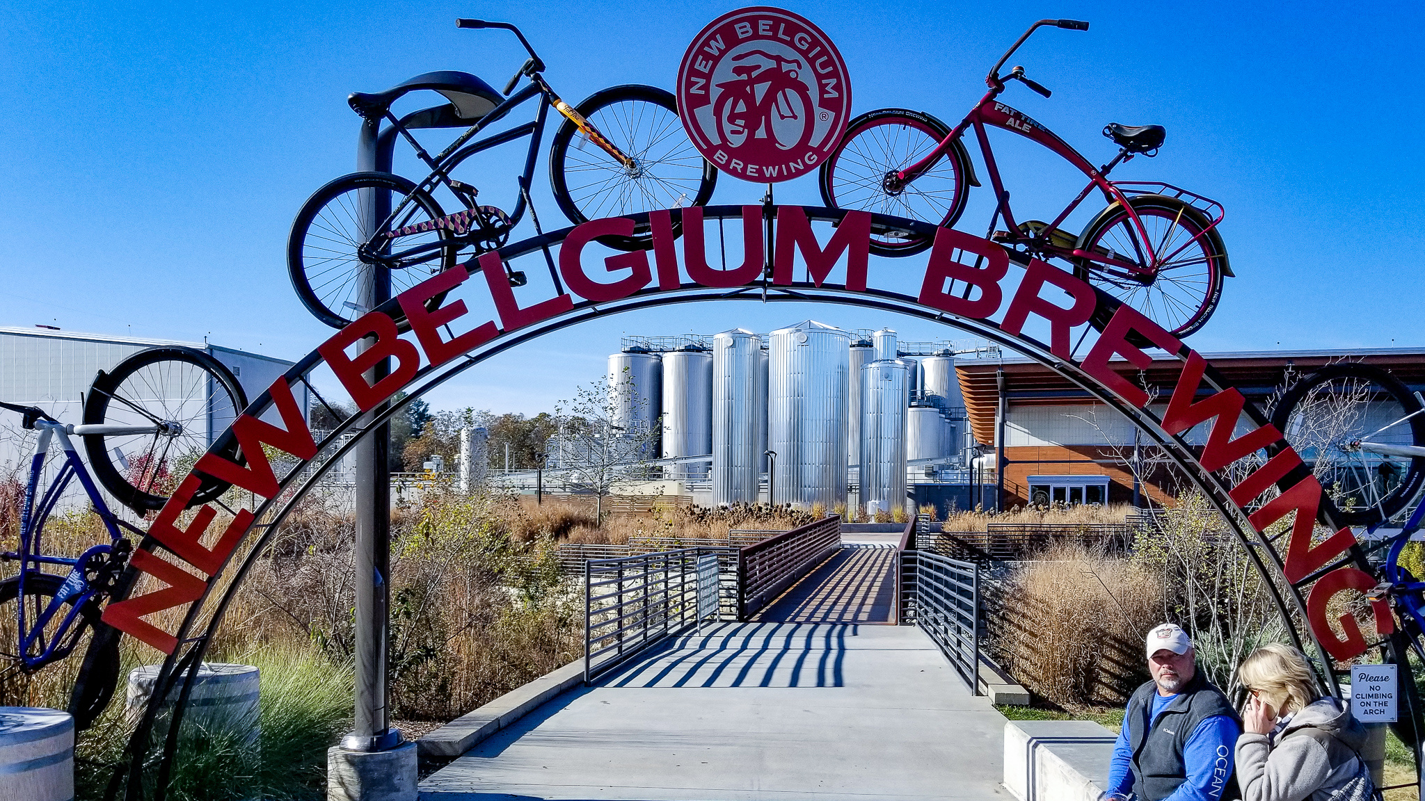 new Belgium brewery asheville nc