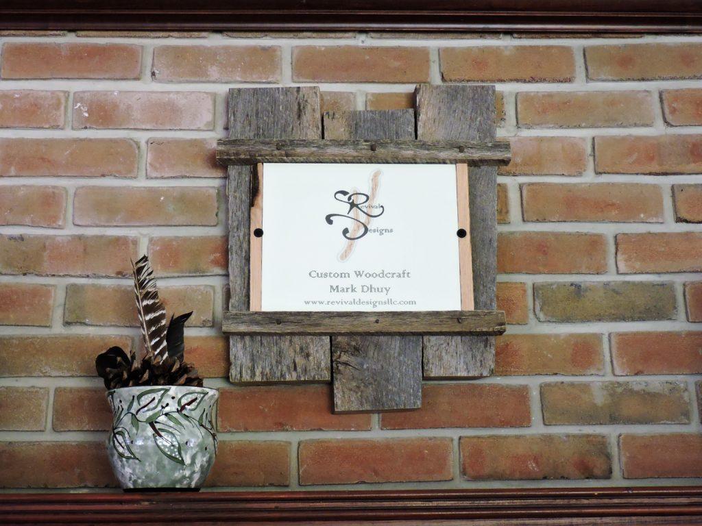 Revival Designs White Oak Frame