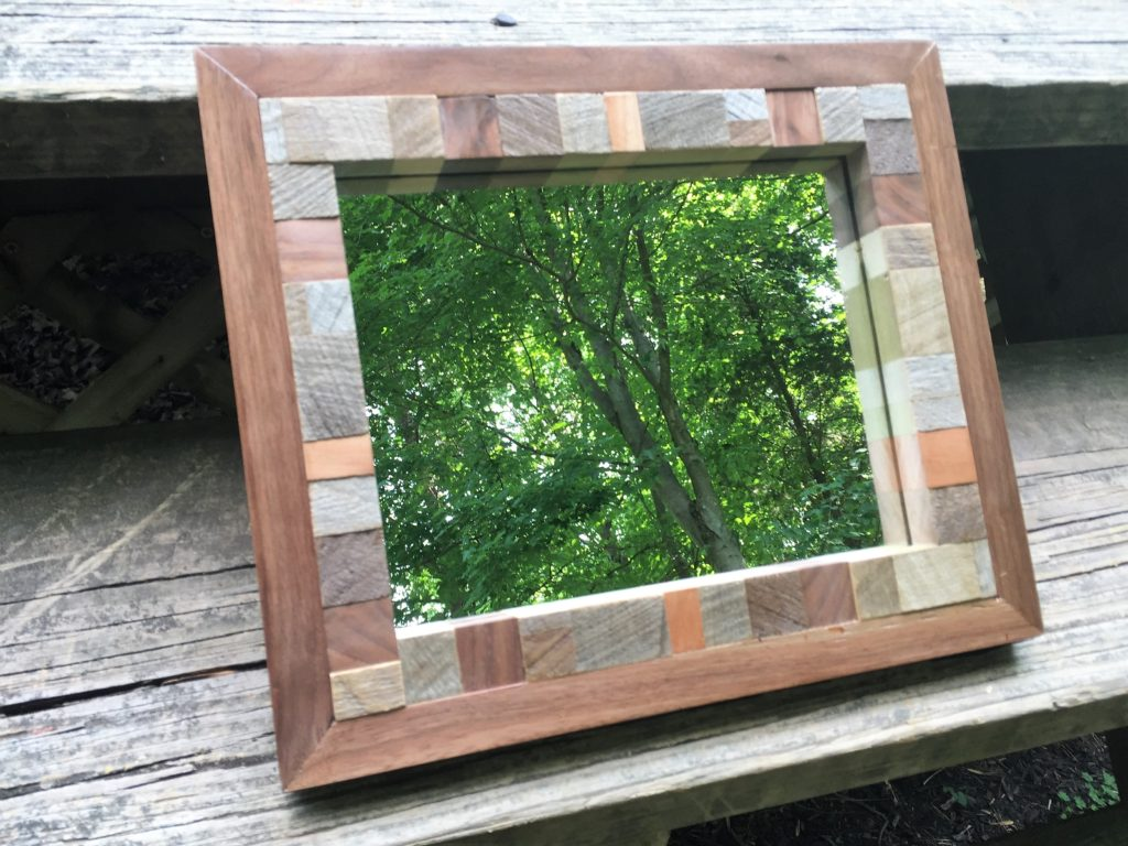 Revival Designs Custom Mirror