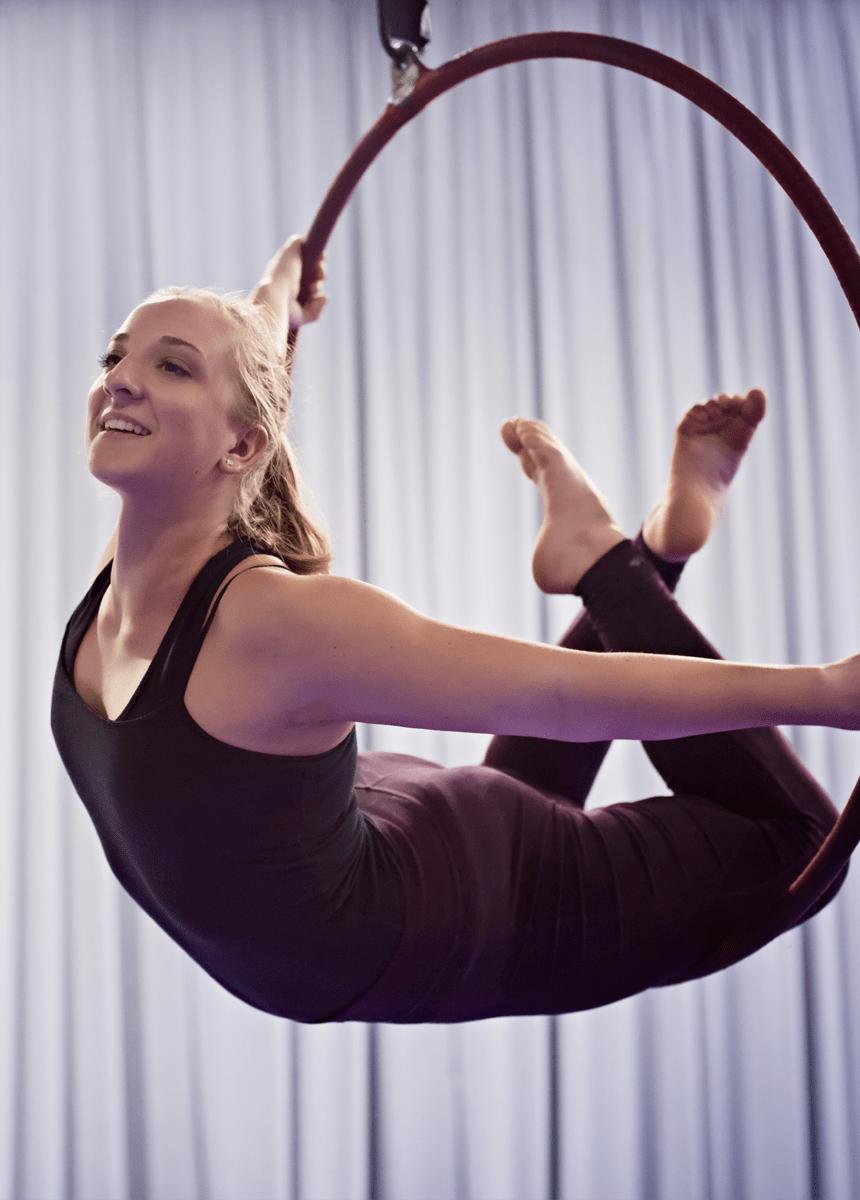 Orlando Aerial Arts Lyra/Hoops