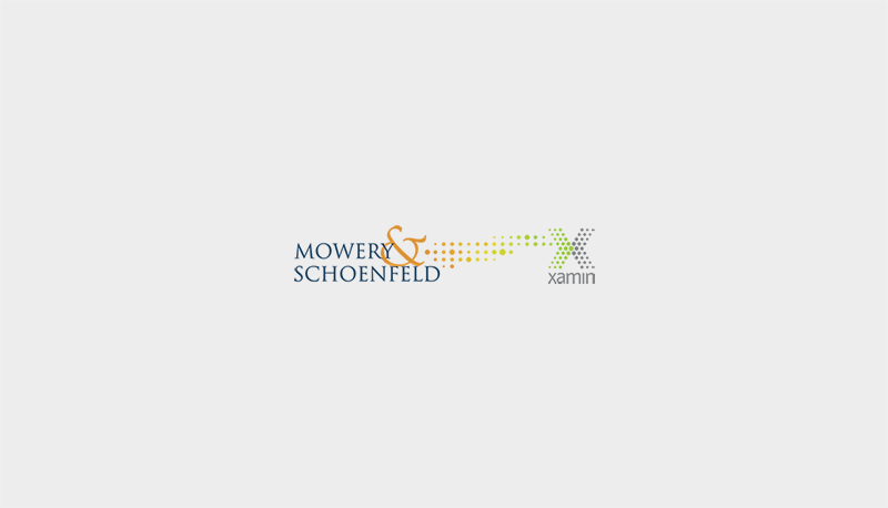 Xamin Announces new Partnership with Mowery & Schoenfeld