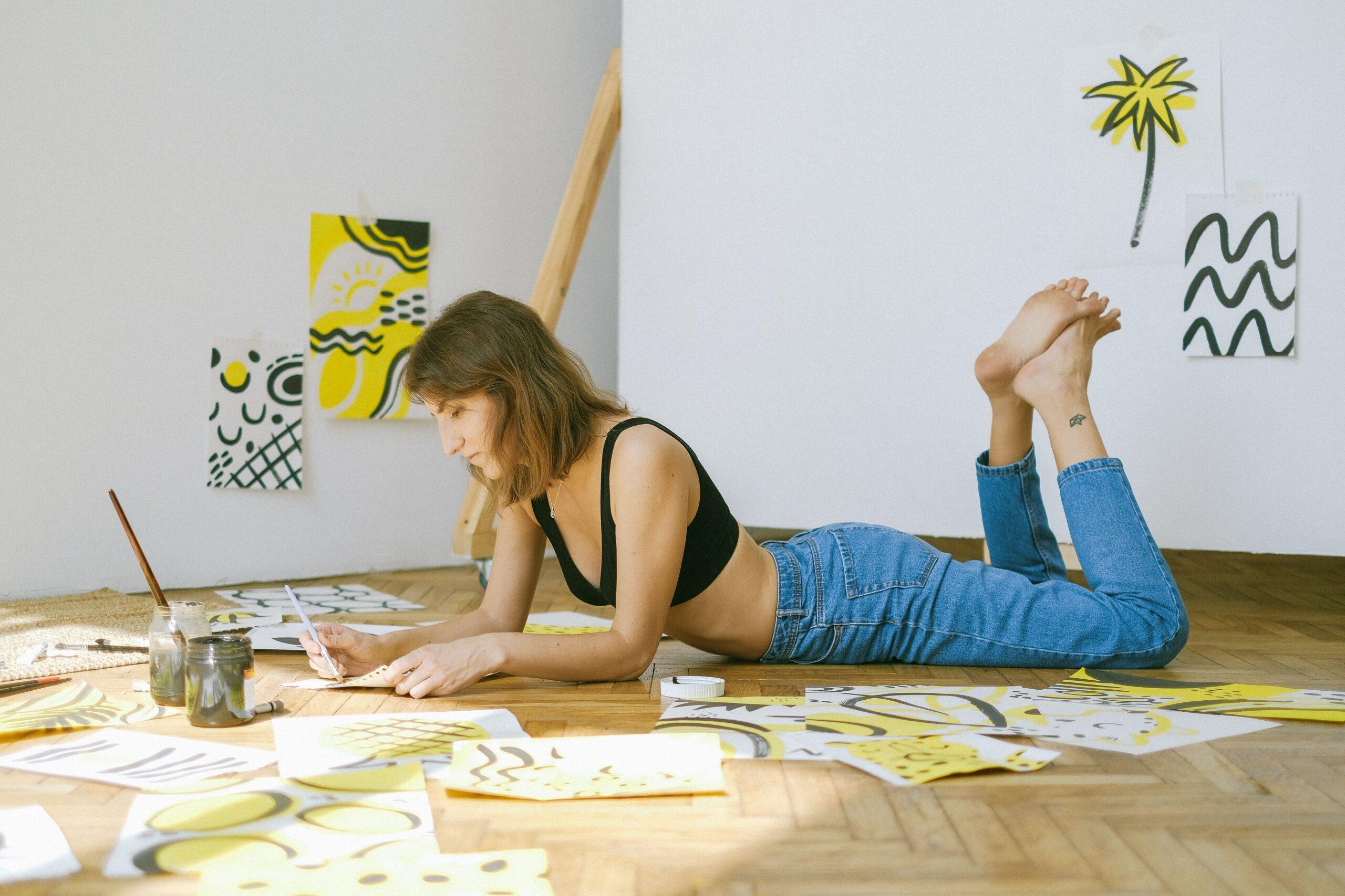 Creativity and Trauma: How Self Expression Helps You Heal