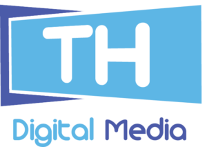 TH Digital Media Logo