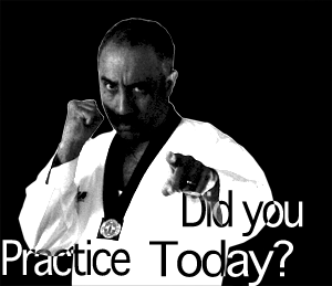 Our martial arts' class brings structure and instills discipline