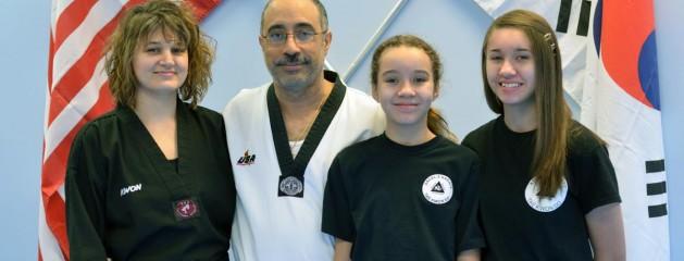 Angels Karate Taekwondo JiuJitsu