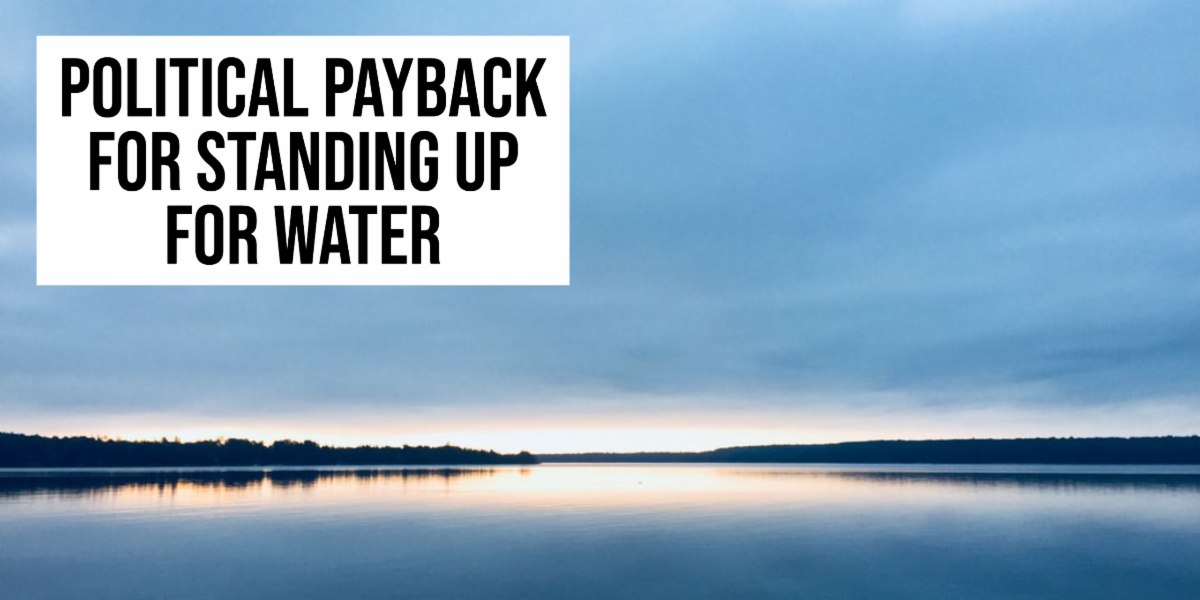 MCEA Action Alert – Tell the IRRRB: Approve Fond du Lac Drinking Water Grant