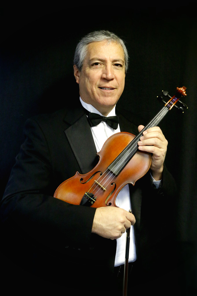 Carlos Perales - Traditional Ceremony and String trio Coordinator