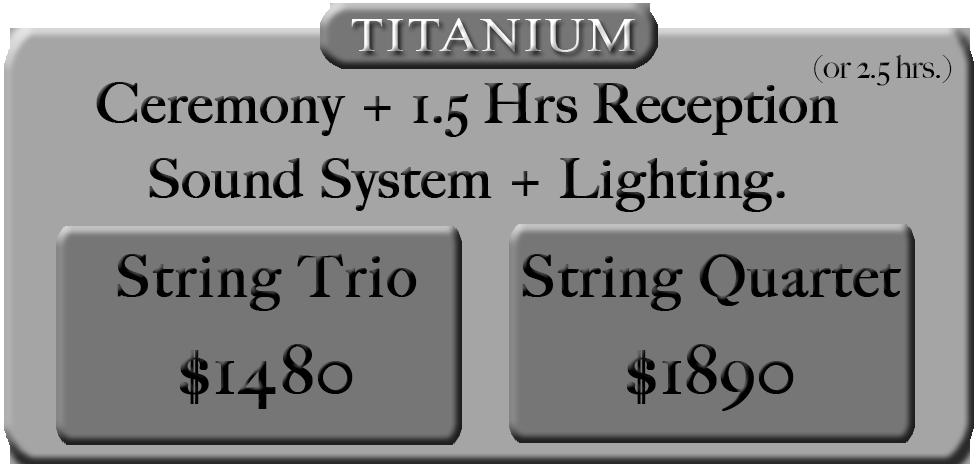 Titanium pricing