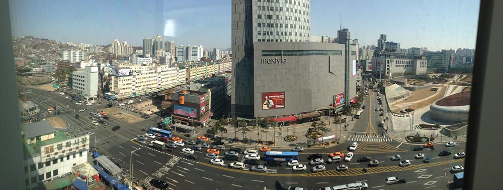 Highlights of Seoul: shopping mall
