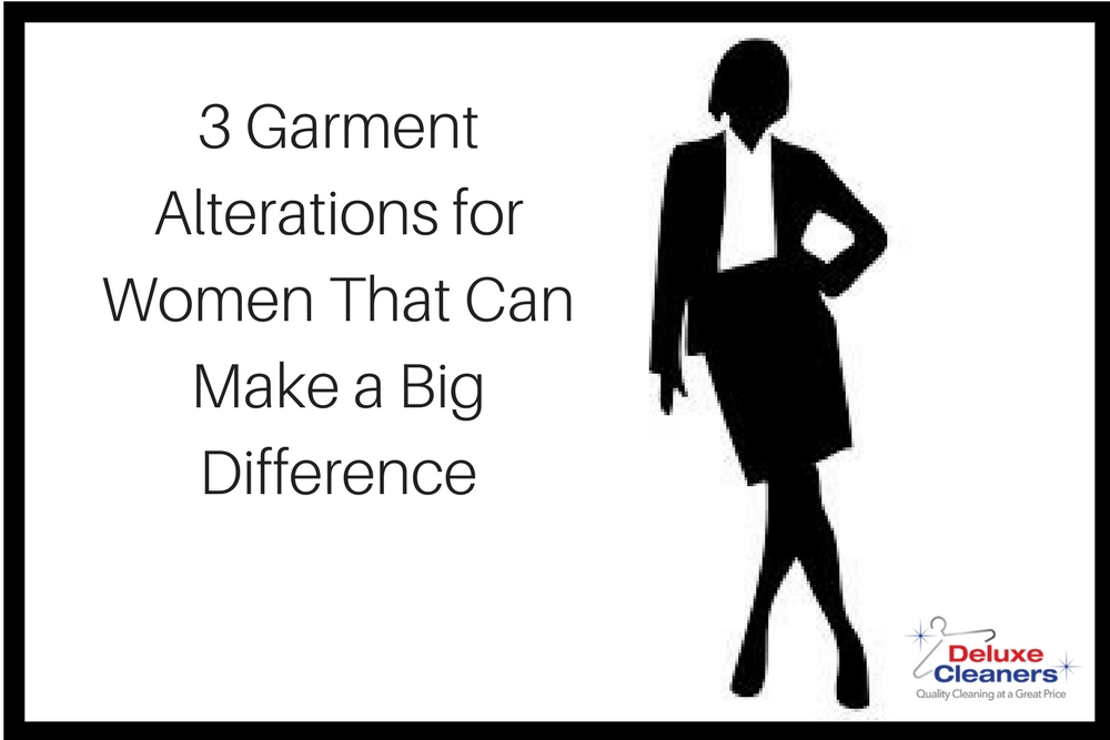 3 Garment Alterations for Women That Can Make a Big Difference