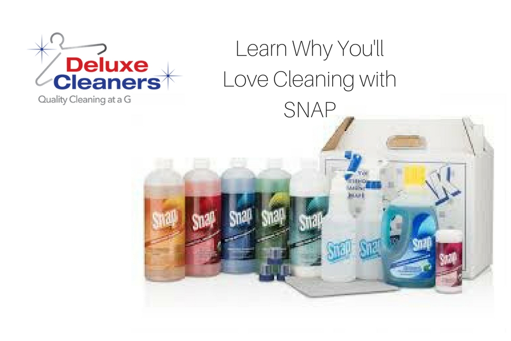 Learn Why You'll Love Cleaning with SNAP