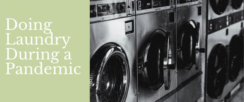 pandemic laundry