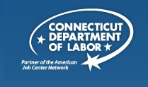 CT dept of labor logo