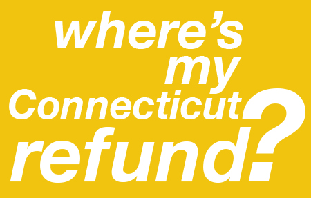 Where's my Connecticut refund?