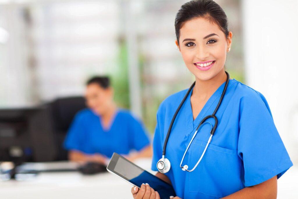 nurse influencer