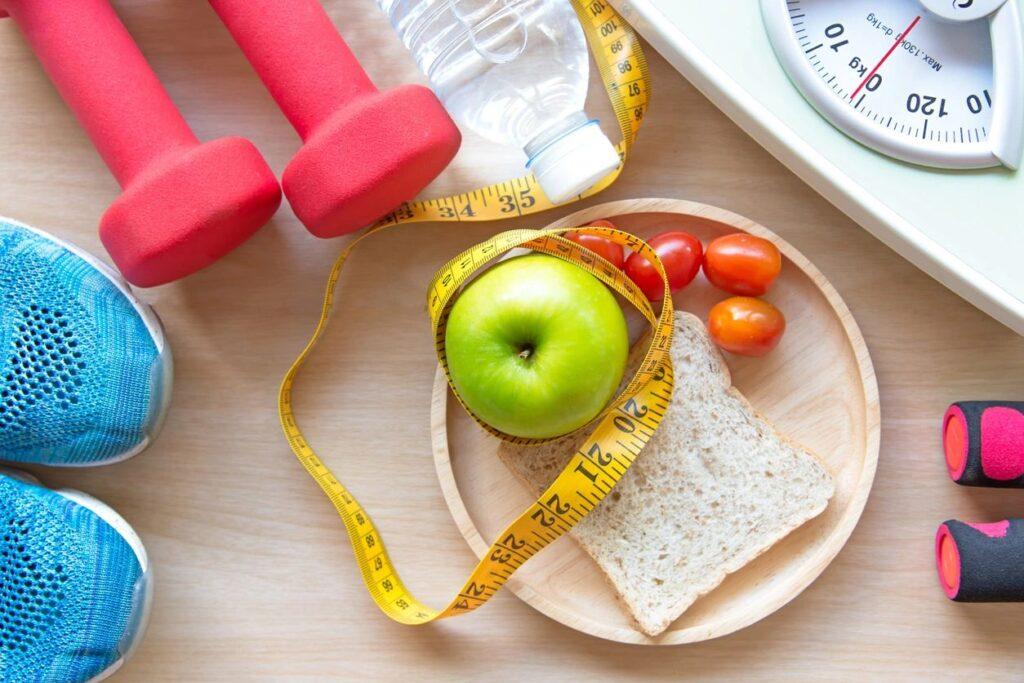 weight loss influencer