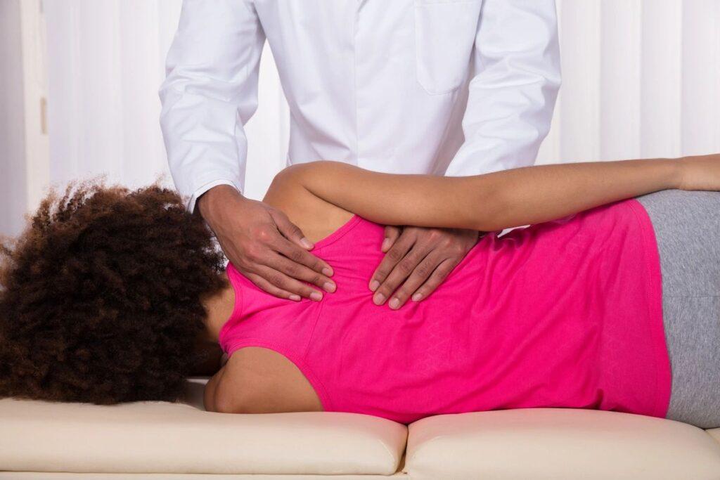 chiropractor influencer