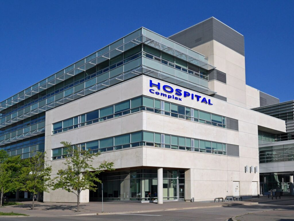 hospital marketing agency
