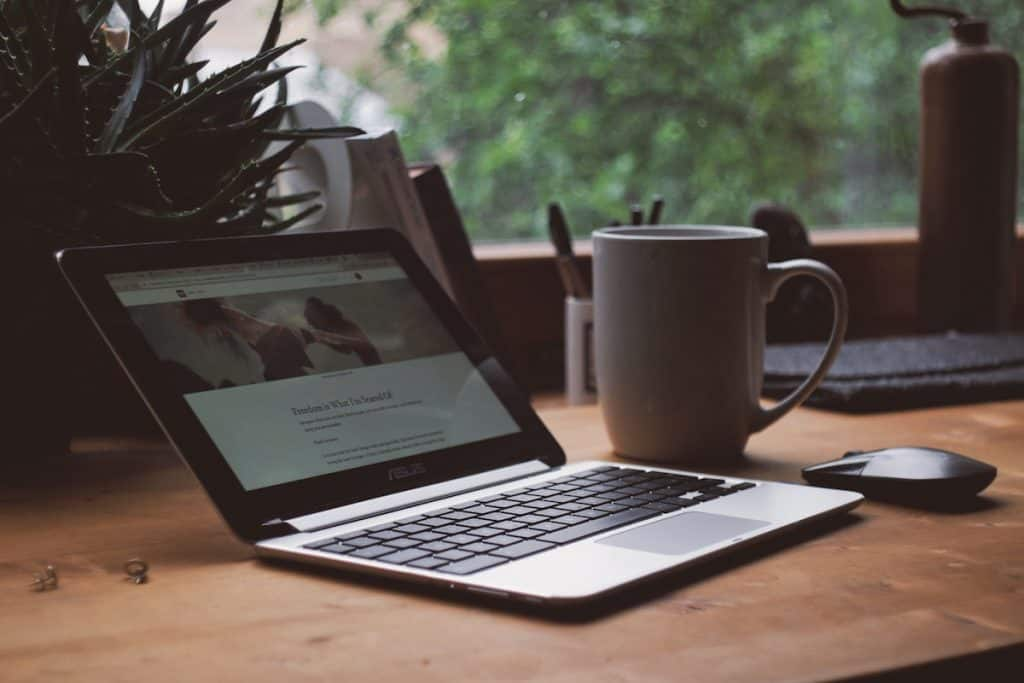 Photo by Anna Auza on Unsplash about Working from Home at Bytique dot com.