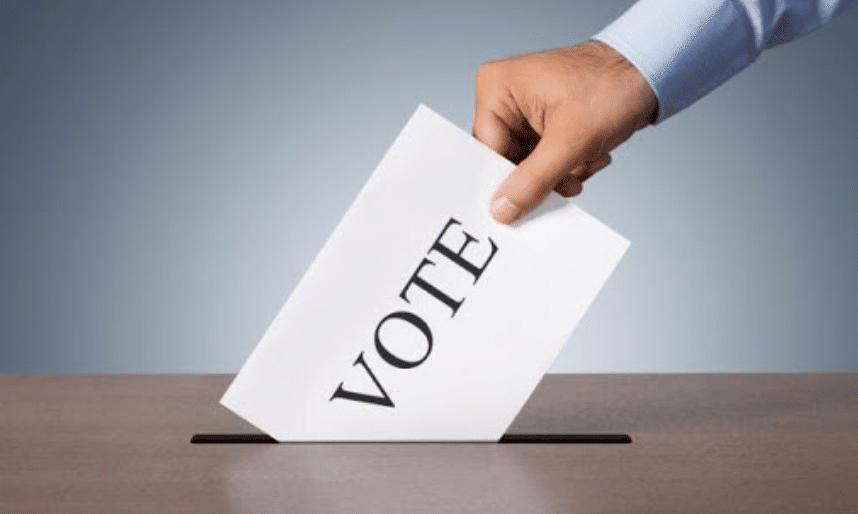 open voting by smartphone