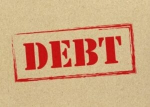 do you leave debt in your last will and testament